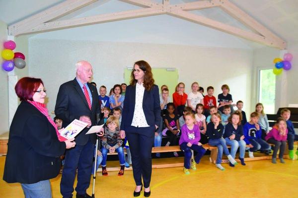 SoVD-Preis für Montessori-Schule