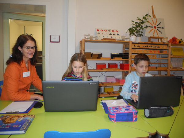 Echo Artikel – Neun gespendete Laptops helfen Schülern
